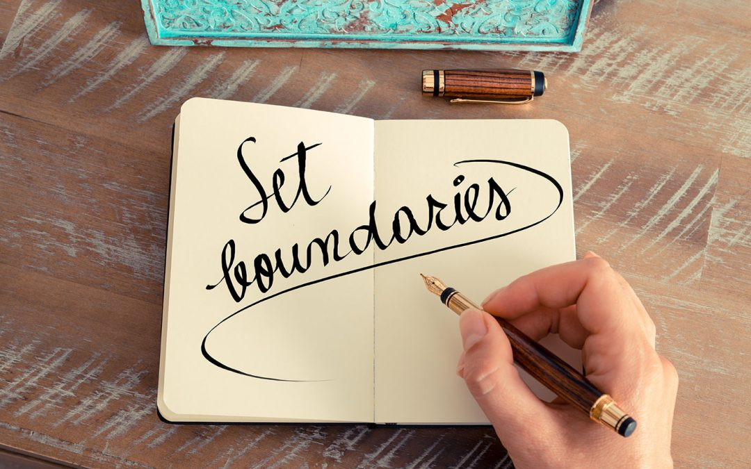 How to Set Healthy Boundaries: 4 Crucial First Steps