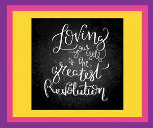 Self-love revolution